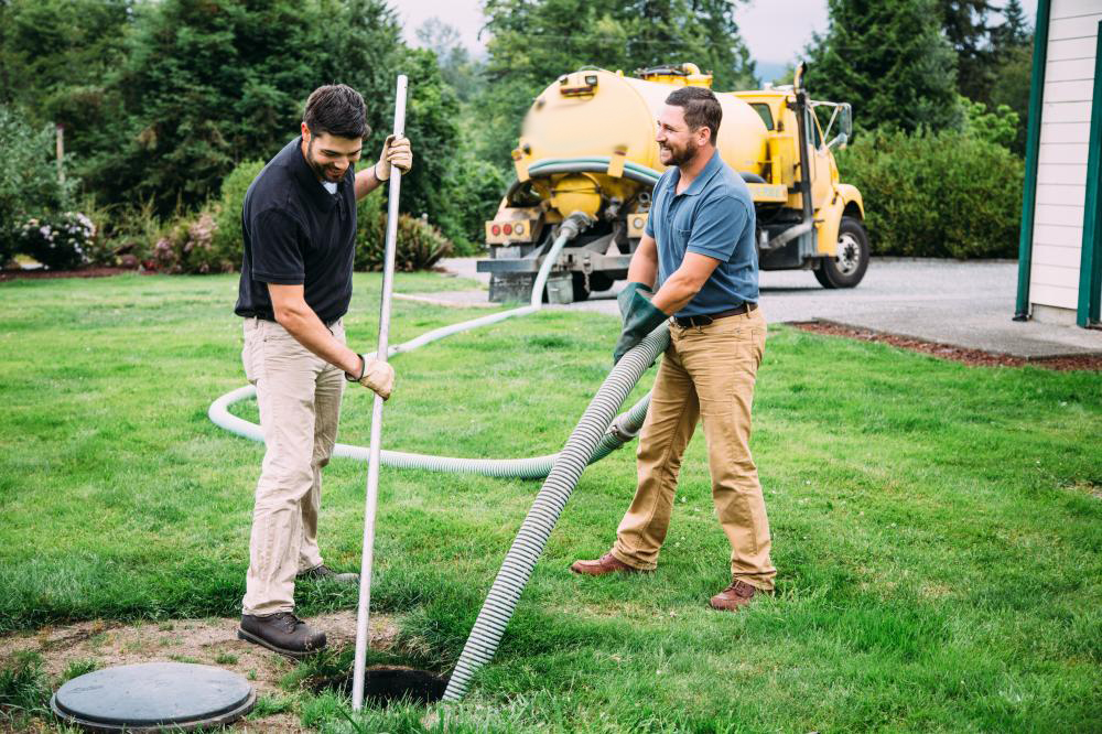 Can a septic tank be pumped without digging