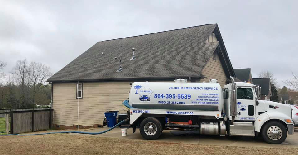 Can your septic tank be pumped but still back up