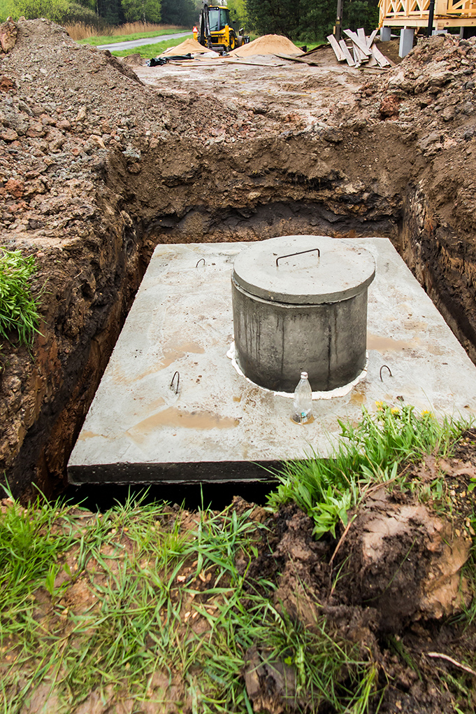 How do I care for my septic system