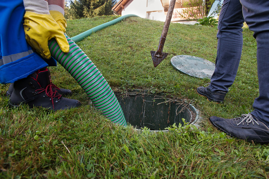 How much does a septic tank pump-out cost