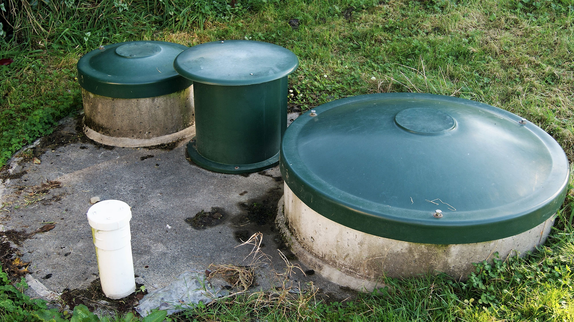 How often should Septic be pumped out