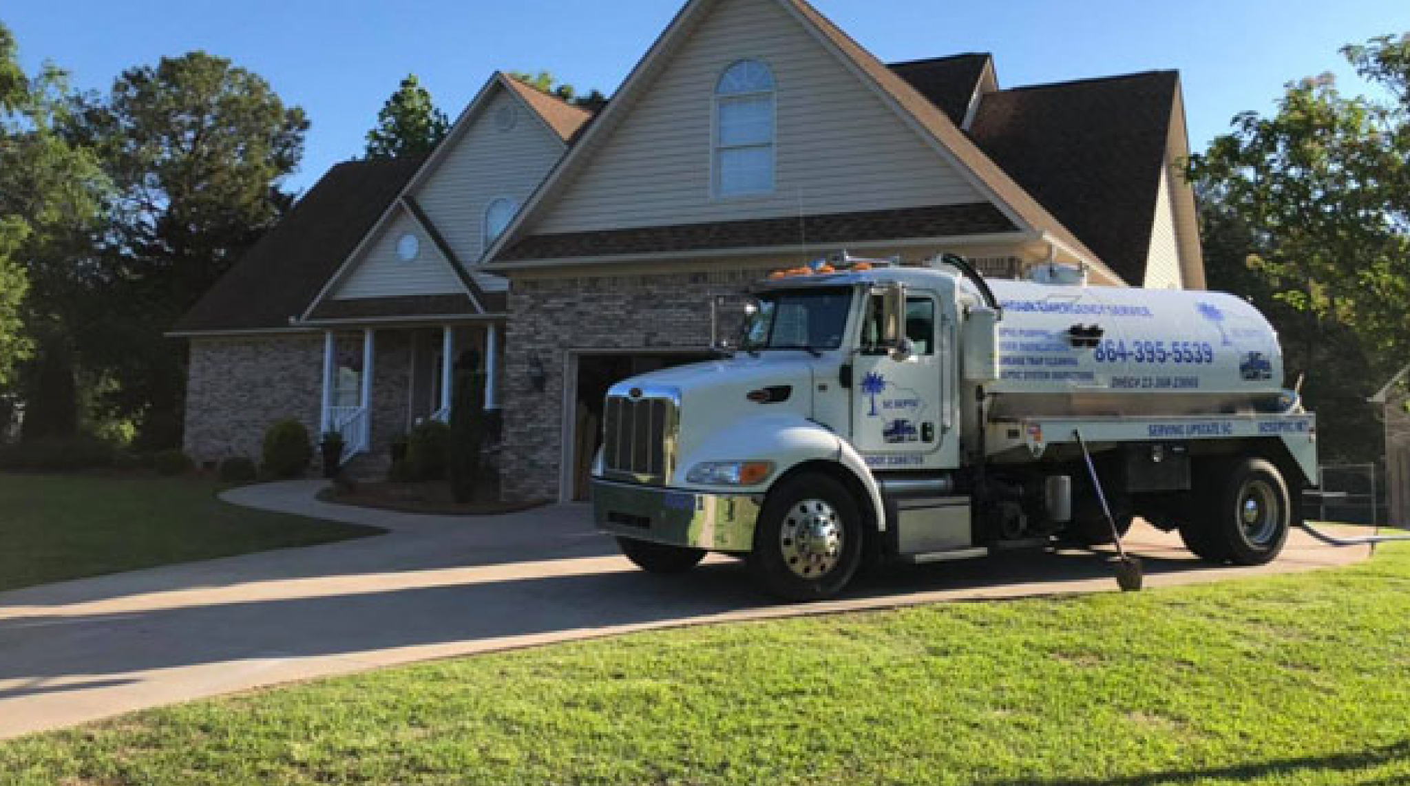 Number 1 Septic System Pumping Company (3)