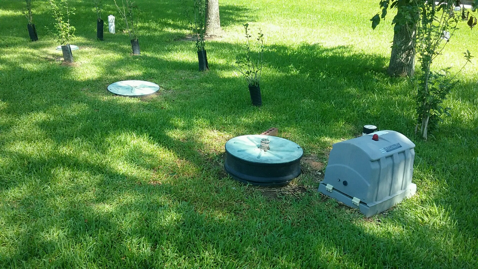Residential Septic Tank Service in Spartanburg