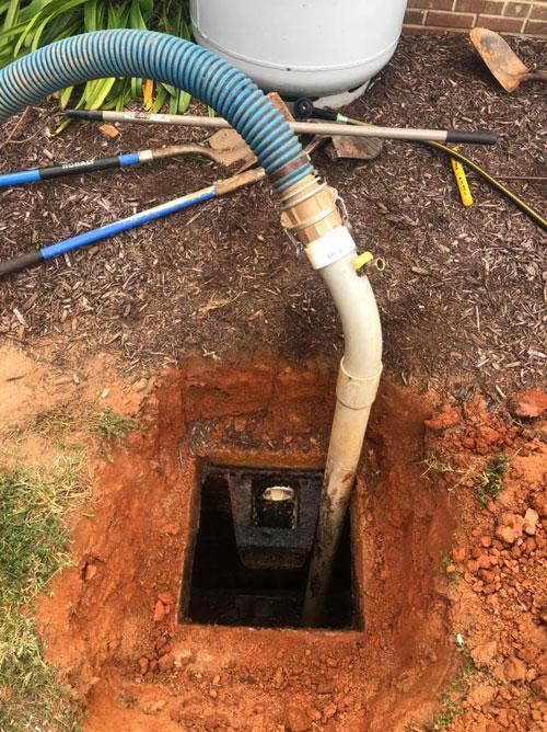 Septic Pumping Windsor Forrest SC
