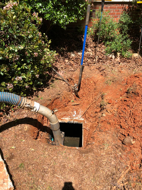 Spartanburg South Carolina Septic Tank Cleaning Services