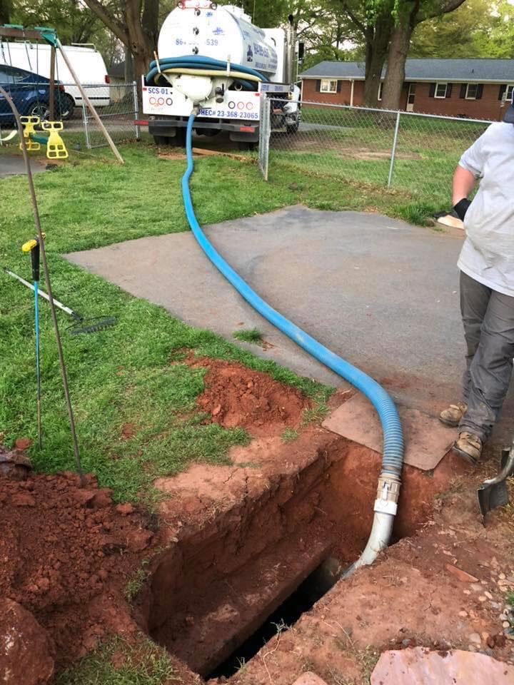 Valley Falls SC Emergency Septic Service