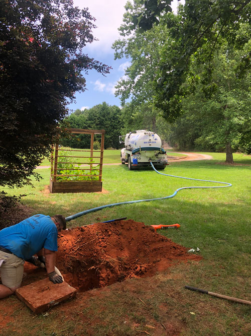 Why do septic tank pumping